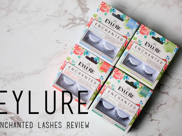 Beauty: Eylure Enchanted false lashes review