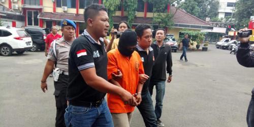 Cipto Roso Wiyanto Pembunuh Sopir Taksi Online Terancam di Hukum Mati