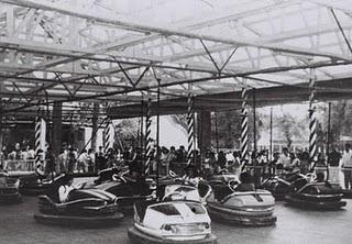 Resultado de imagen de coches de choque antiguos