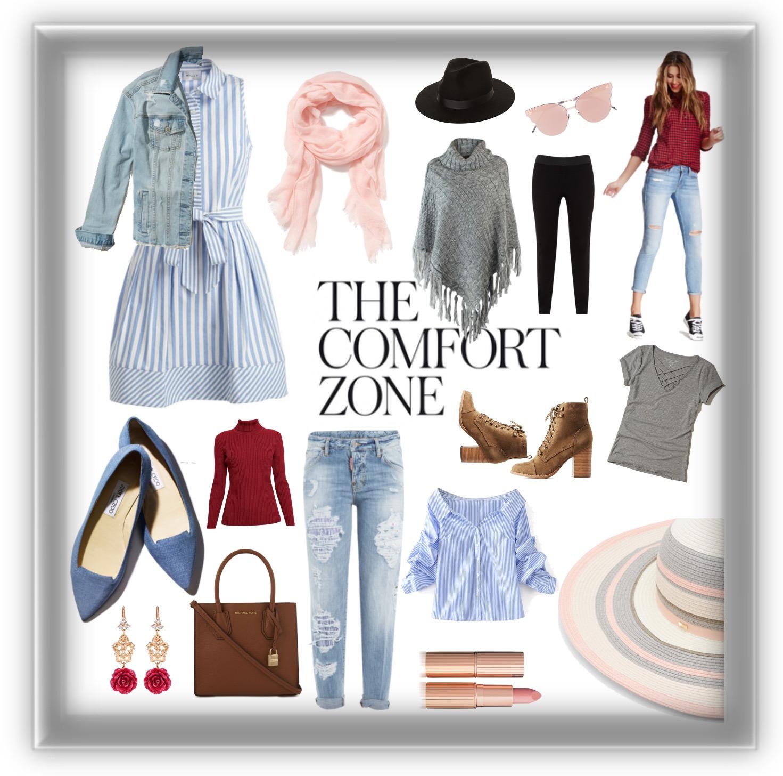 roupas confortáveis para viajar
