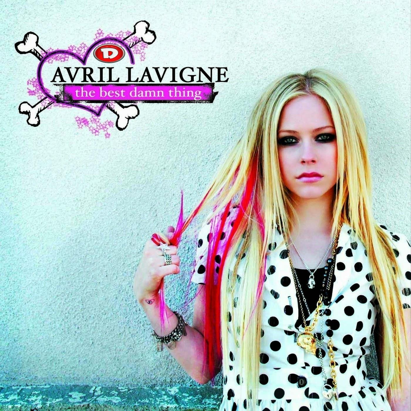 Free Download [Full Album] Avril Lavigne - The Best Damn Thing