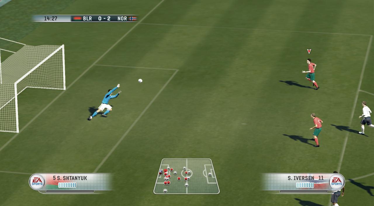 تحميل لعبة كرة القدم فيفا 6 - FIFA 06