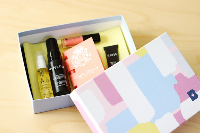 Birchbox May 2016
