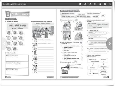 Recursos Educativos de Primaria: Unidad 1 de Inglés de 5º