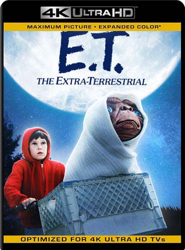 E.T., el extraterrestre (1982) 2160p 4k UHD HDR Latino [GoogleDrive] SilvestreHD
