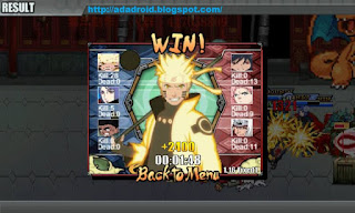 Download Naruto the Final Mod Versi Dewa v1.16 Fixed 1 Apk
