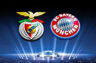 Игра Бенфика - Бавария: смотреть онлайн 19 сентября 2018 в прямом эфире