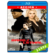Barely Lethal (2015) HEVC H265 2160p Audio Dual Latino-Ingles