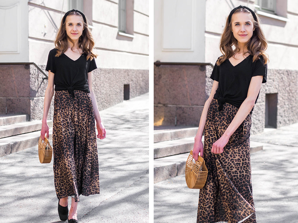 leopard-midi-skirt-cult-gaia-ark-bag-summer-outfit
