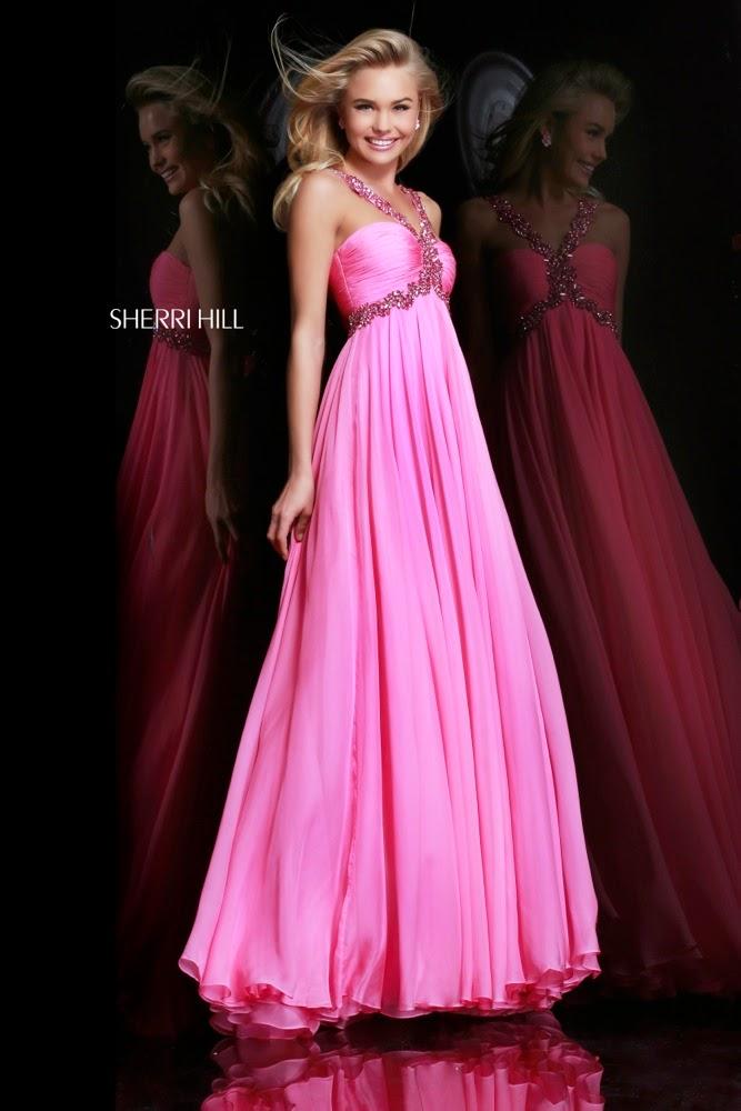 Increíbles Vestidos de Baile Sherri Hill colección 2014 | Vestidos ...