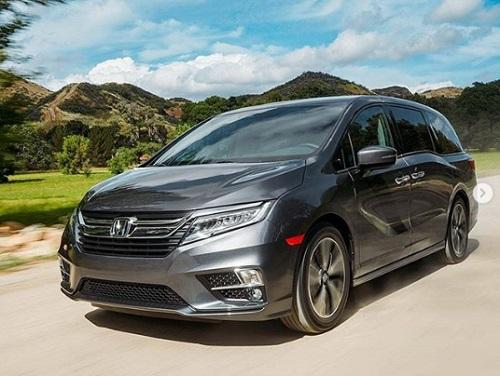 Harga Honda Odyssey Terbaru