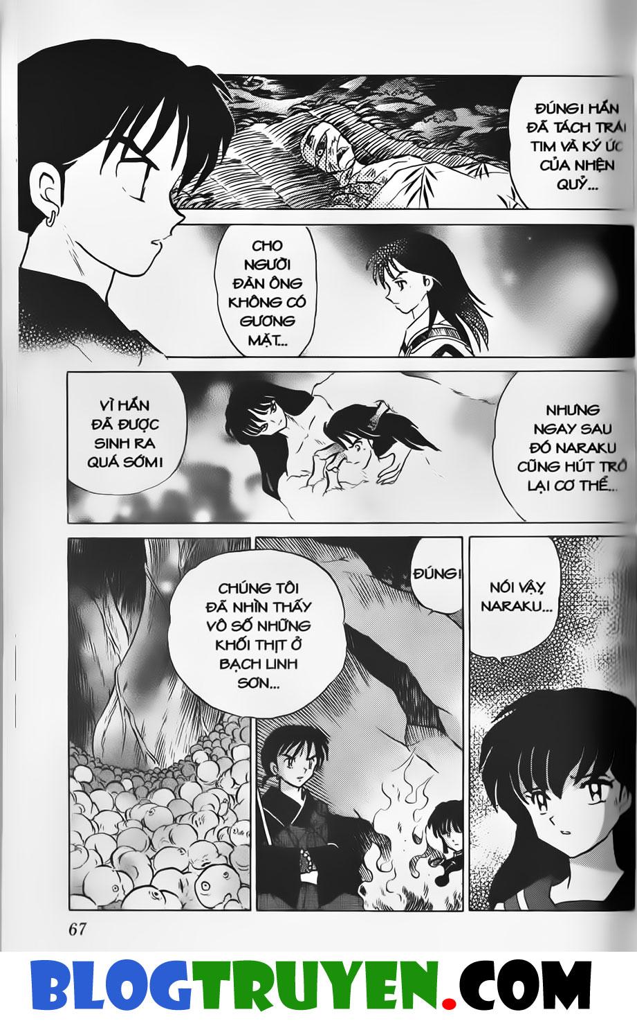 Inuyasha vol 29.4 trang 10