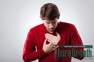 Trào ngược dạ dày thực quản nguyên nhân gây bệnh hôi miệng