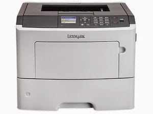 Download Driver Lexmark MS610dn Printer