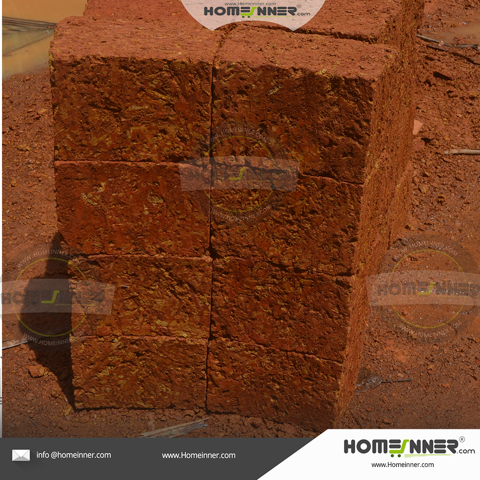Laterite stone Design for open well