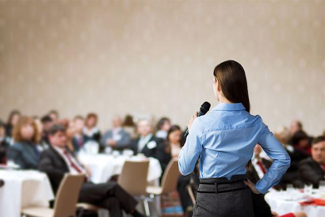Wadah public speaking Untuk anda