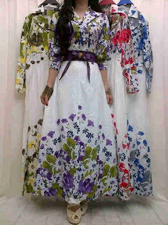 Maxi Bunga fit to L
