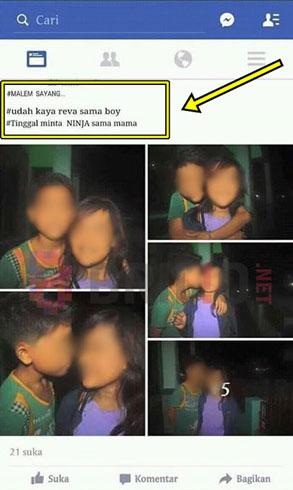 """Karena Sinetron Anak Jalanan, Bocah Ini Ciuman dan Minta """"Ninja"""" Sama Mamanya"""