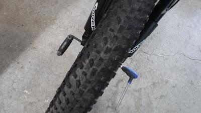 Wren fatbike fork