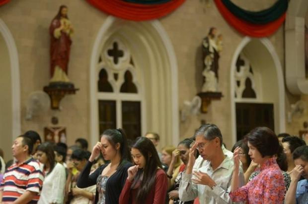 Lebih dari 50 Migran Muslim Masuk Katolik di Wina, Austria
