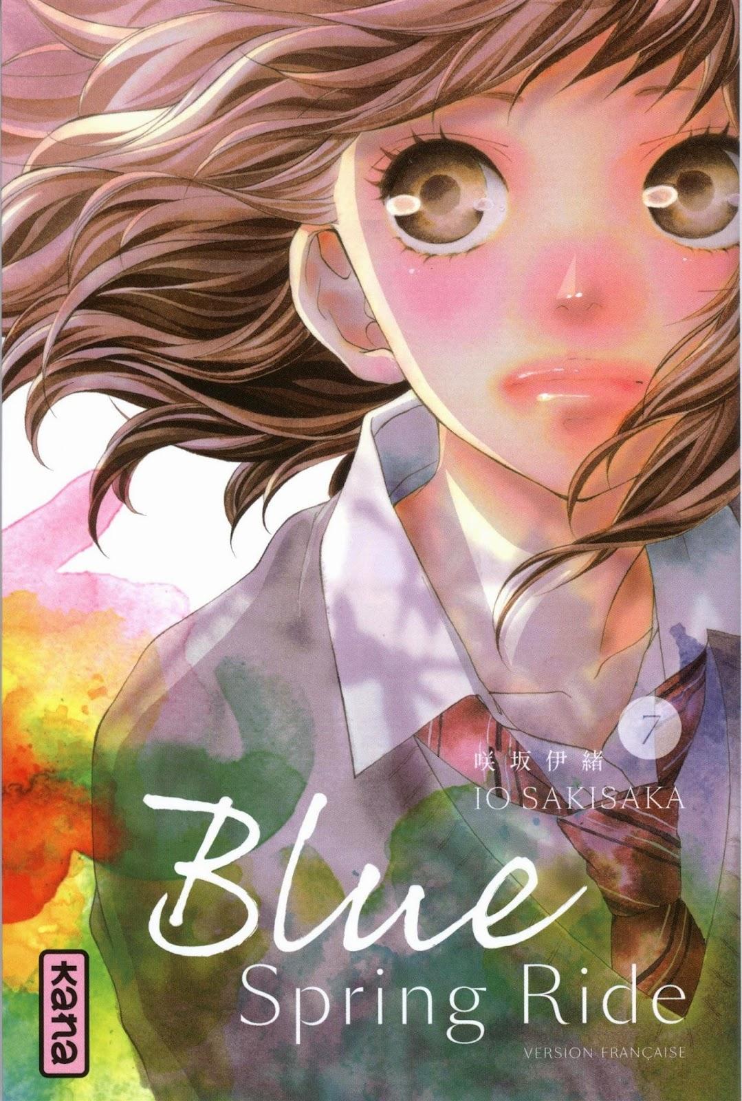 Le Blog De Galleane Blue Spring Ride Tome 7