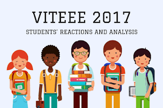 VITEEE 2017: Students Reaction and Analysis