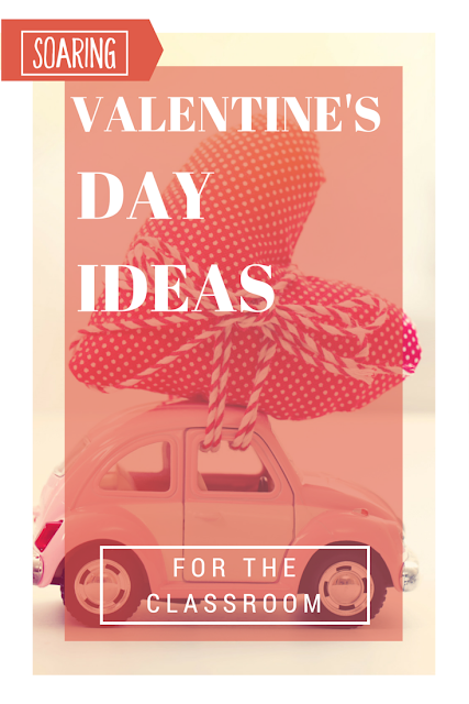 Fun Valentine's Day ideas for the classroom! Includes lots of free printables and ideas!