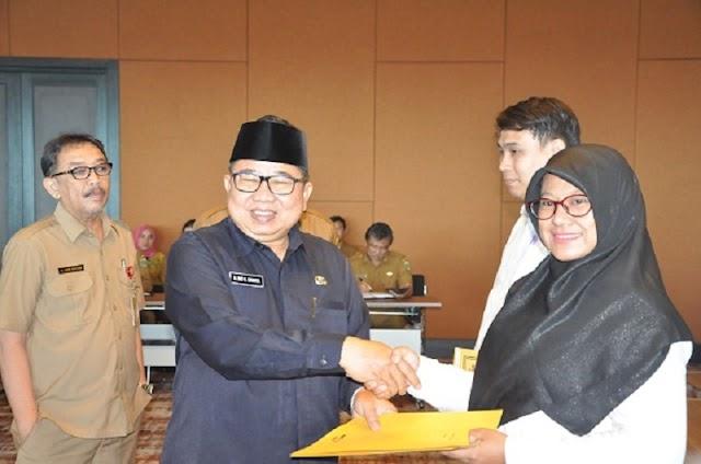 Setelah 269 CPNS Banten Terima SK, Tunjukkan Kinerja Terbaikmu