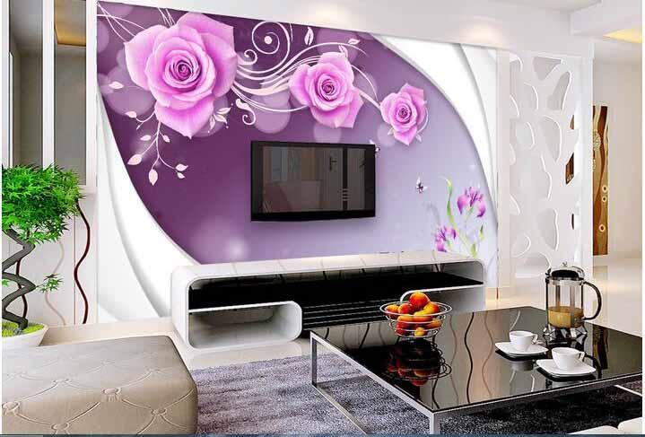 3D Wallpaper For Living Room Interior Design 2019 (4)