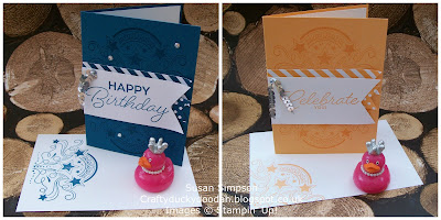 Birthday Blast, Coffee & Cards project April 2017, Craftyduckydoodah!, Stampin' Up! UK Independent Demonstrator Susan Simpson, Supplies available 24/7 from my online store,