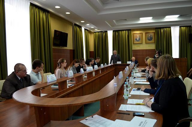 Круглий стіл «Співпраця бізнес-спільноти та сфери освіти»