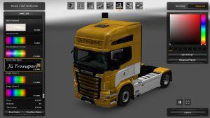 JG Transport Pack
