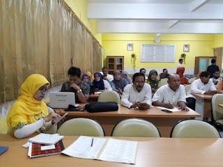 Pelatihan Pemanfaatan Quipper School bagi Para Guru SMAN 110