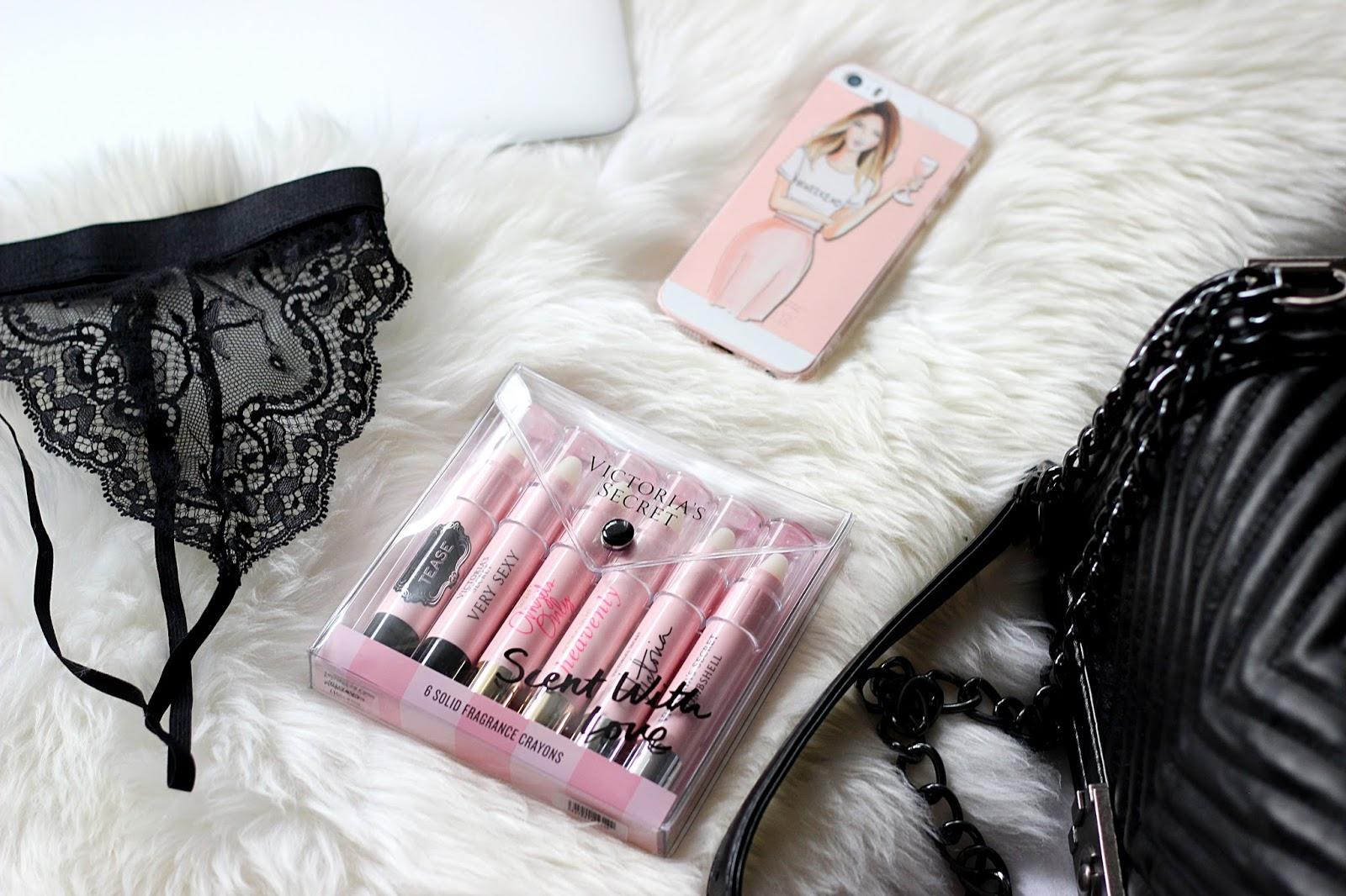 Zestaw kredek zapachowych Victoria's Secret