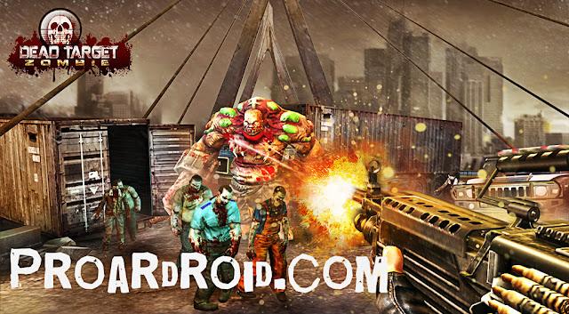 لعبة Dead Target Zombies Apk v4.10.1.1 مهكرة للاندرويد (اخر اصدار) logo