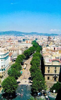 barcelona, barcelona zwiedzanie, barcelona z dzieckiem, wakacje z dzieckiem, wakacje w hiszpanii, podróże z dzieckiem