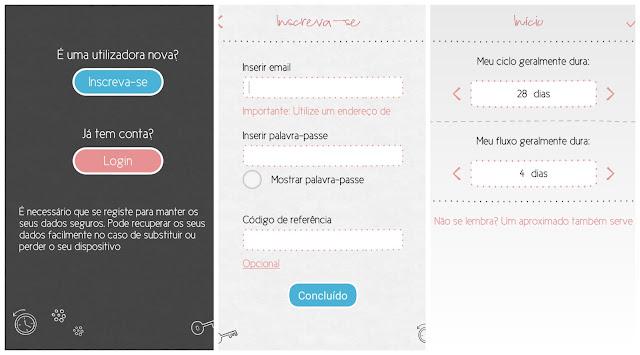 App maia controlador de período