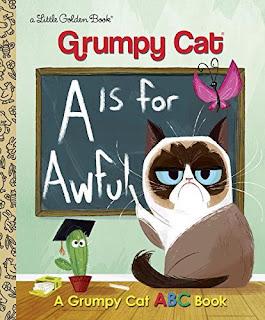 grumpy cat alphabet