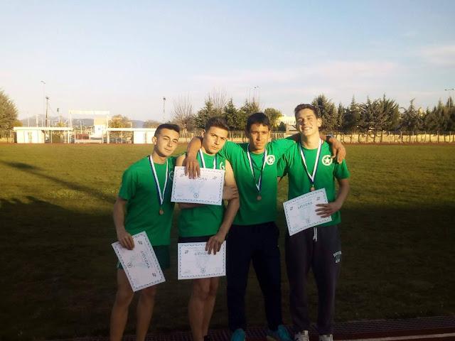 Ξεπέρασαν τον εαυτό τους οι αθλητές του Αριστέα Άργους στο Διασυλλογικό Πρωτάθλημα Στίβου Παίδων-Κορασίδων