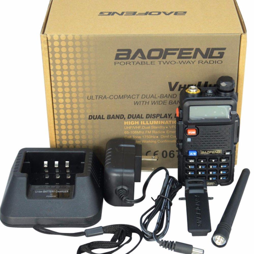 Ht Baofeng Uv 5 R Benk Store Bf Uv5r Dual Band Uhf Vhf Walkie Talkie