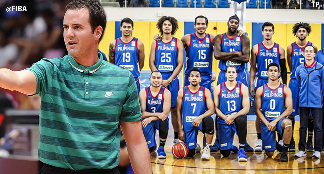 Angola Coach Will Voigt Reacts to Gilas Pilipinas Team (VIDEO)