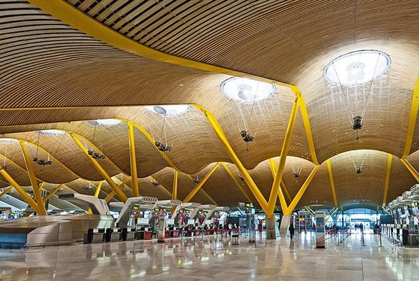 Самые красивые аэропорты мира 3