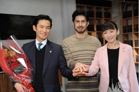 Dorama World: Hirai Ken to sing the theme song for TV Asahi Spring