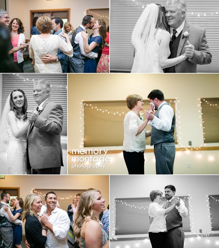 Joyful Spring Ellensburg Wedding - Haley and Brad