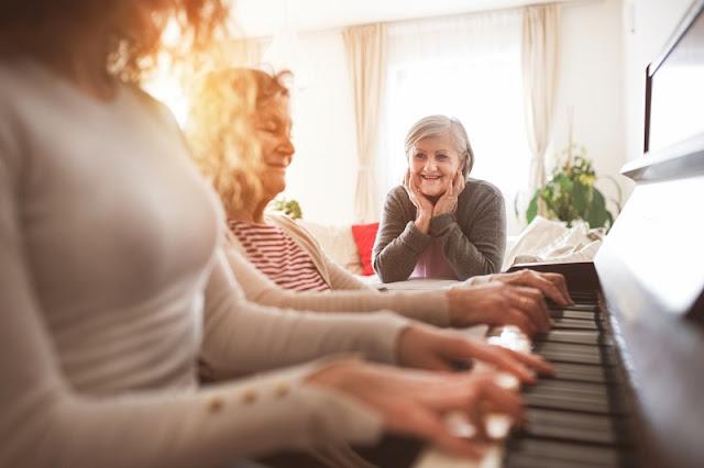 efectos de la musica en los adultos mayores