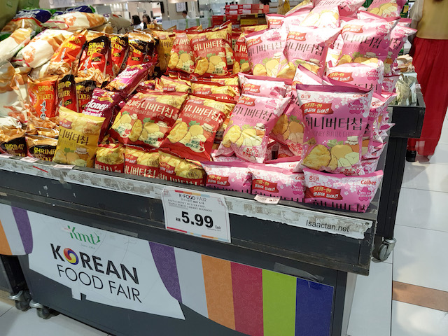 Korean Snacks anyone?