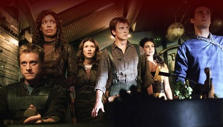 amateur screenwriter Max Polyakov about Firefly TV