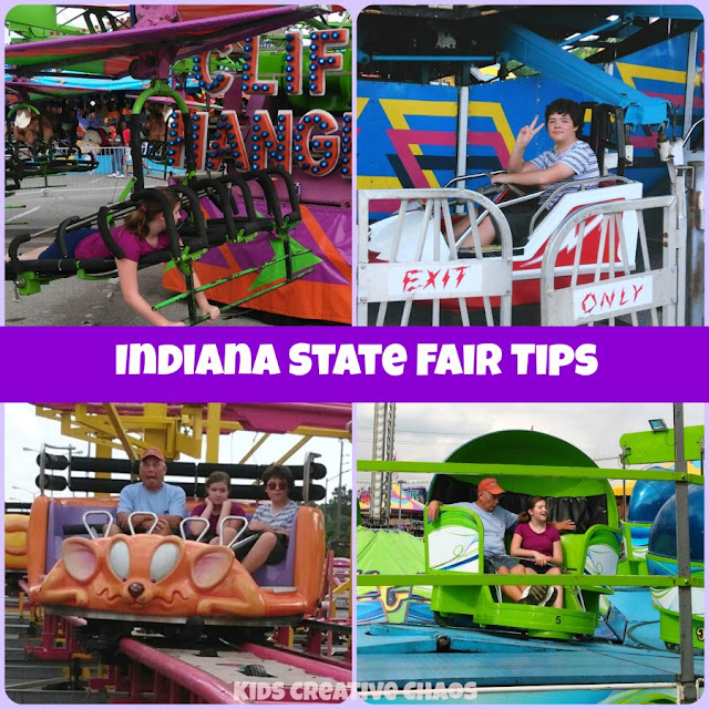 Indiana State Fair Experience Tips and Tricks