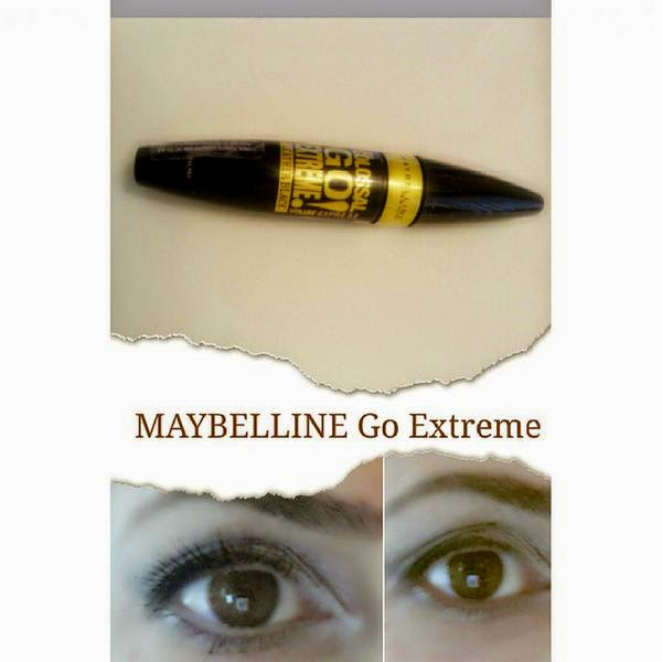 Maybelline The Colossal Go Extreme Leather Maskara