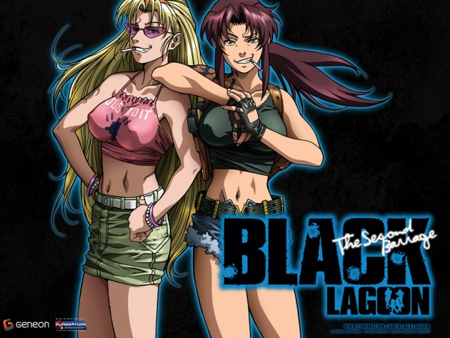 Black Lagoon: The Second Barrage (12/12) (90MB) (HDL) (Sub Español) (Mega)